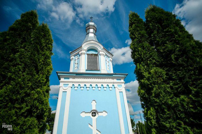 Церковь Щучин