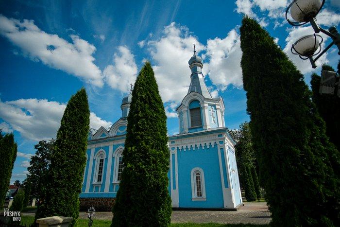 Щучинская церковь