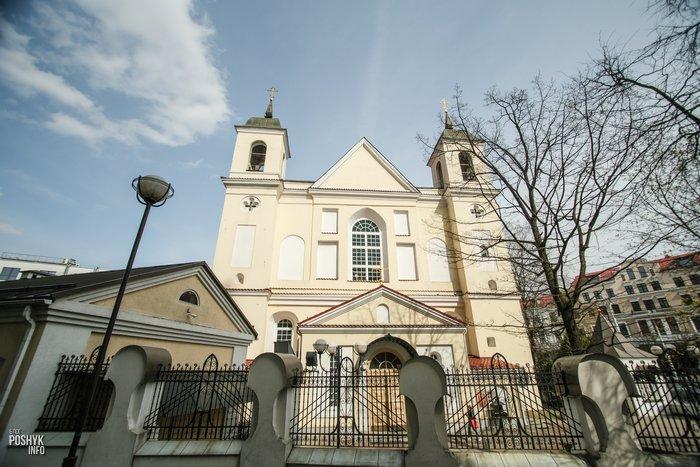 Петропавловский собор на Немиге