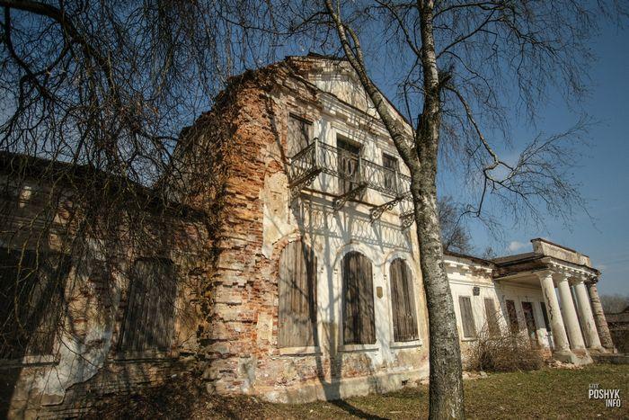 Усадьба в деревне Ореховно
