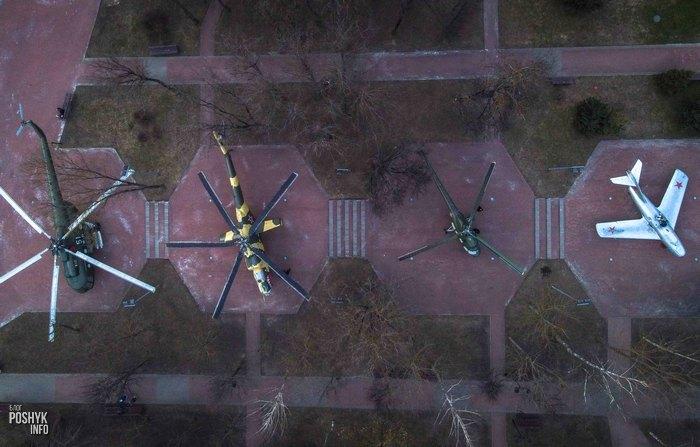 Площадь победы в Витебске