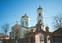 Церковь святого Александра Невского в Мстиславле