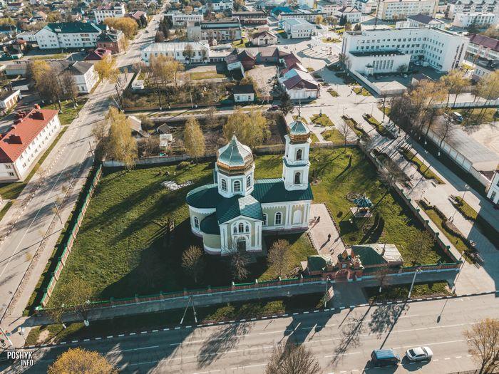 Церковь в городе Мстиславль