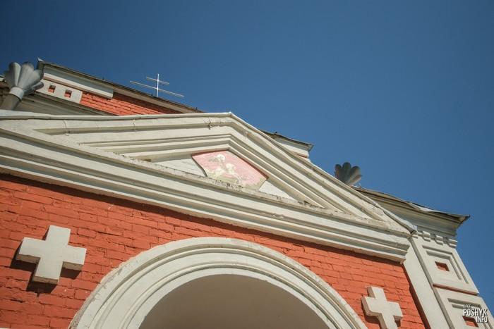 Церкви Беларуси Старое Высокое