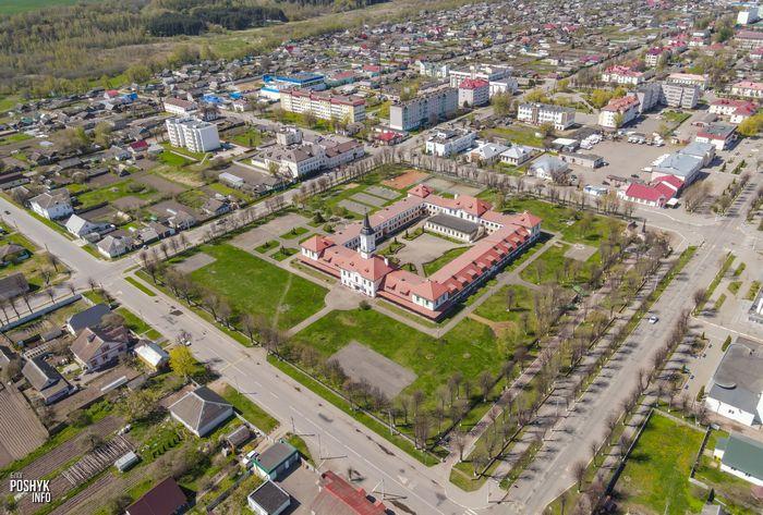 Город Шклов фото