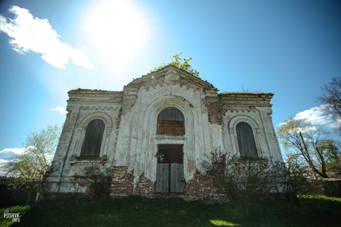 Храм в деревне Дудаковичи