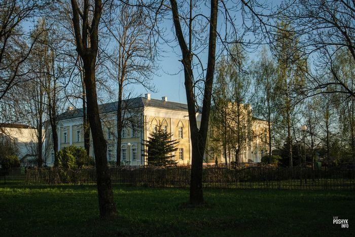 Кричев дворец и музей
