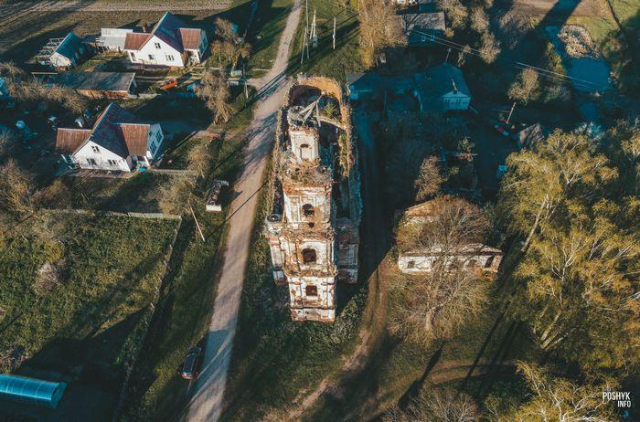 Заброшенные храмы Беларуси