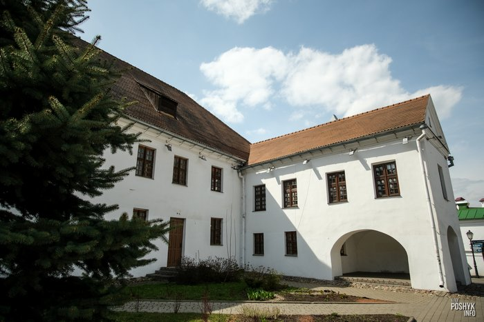 Монастырь Базилианок в Минске