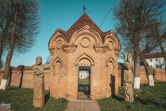 Монастырь иезуитов в Мстиславле