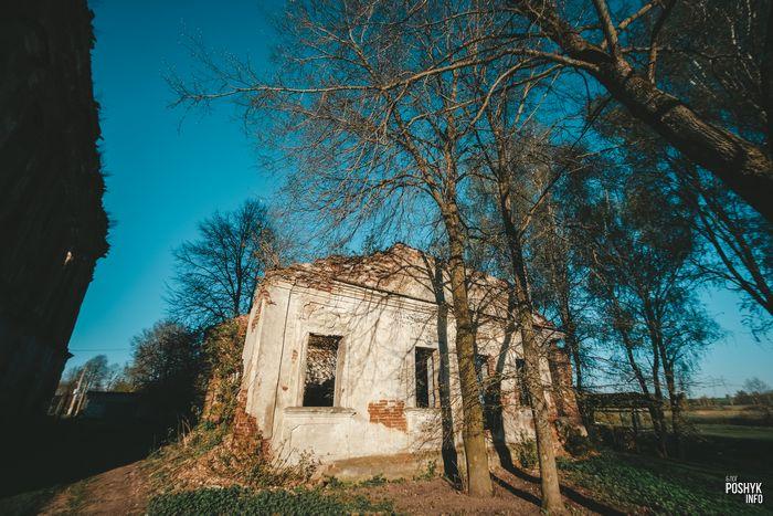 Монастырь в Онуфриево