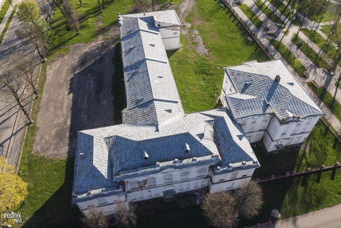 Мстиславль здание гимназии