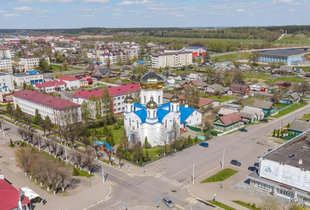 Шклов церковь