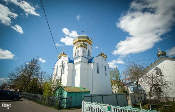 Храм в Шклове