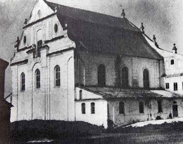 Синагога Шклова