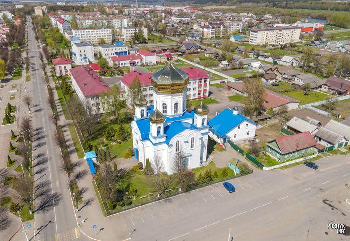 Церковь в Шклове
