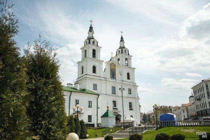 Собор Сошествия Святого Духа в Минске