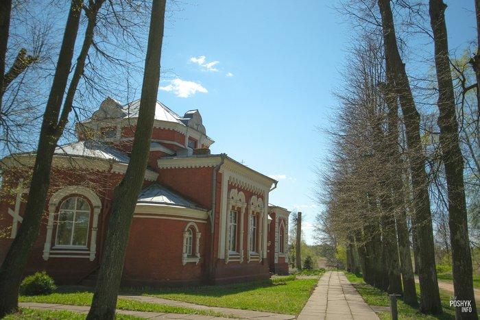 Церковь Старое Высокое