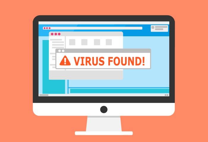 Где можно подхватить компьютерный вирус?