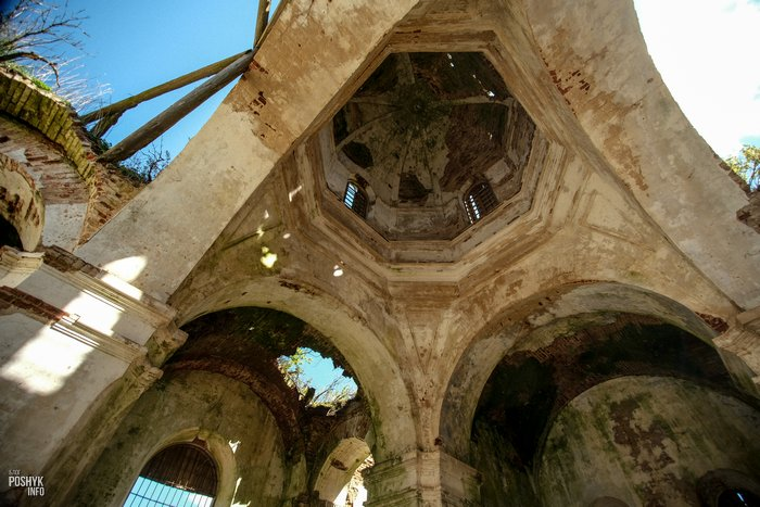 Заброшенные церкви