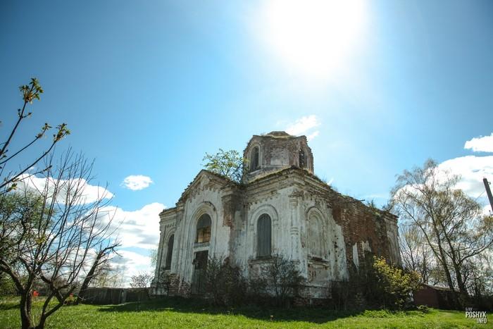 Заброшенные места Беларуси