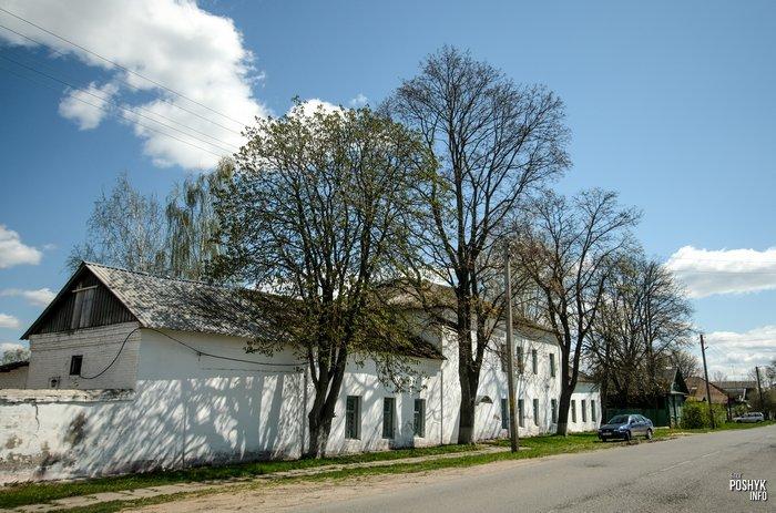 Шкловская синагога