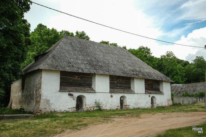 Амбар Большое Можейково