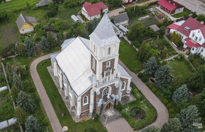 Большая Берестовица Беларусь