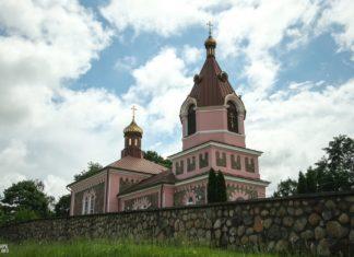 Церковь святого Дмитрия Солунского в Малой Берестовице