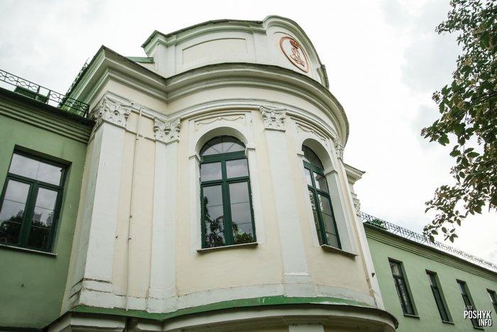 дворец Друцких-Любецких в Гродно