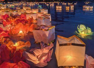 Фестиваль водных фонариков пройдет в Минске 18, 19 и 20 июня