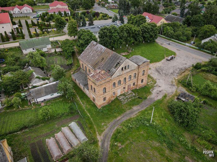 Индура фото синагоги