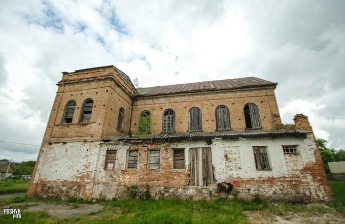Заброшенные места Беларуси Индура