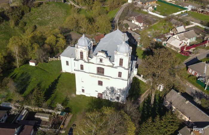 Костел кармелитов в Мстиславле
