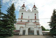 Костел Преображения Господнего в поселке Ваверка, Гродненская область