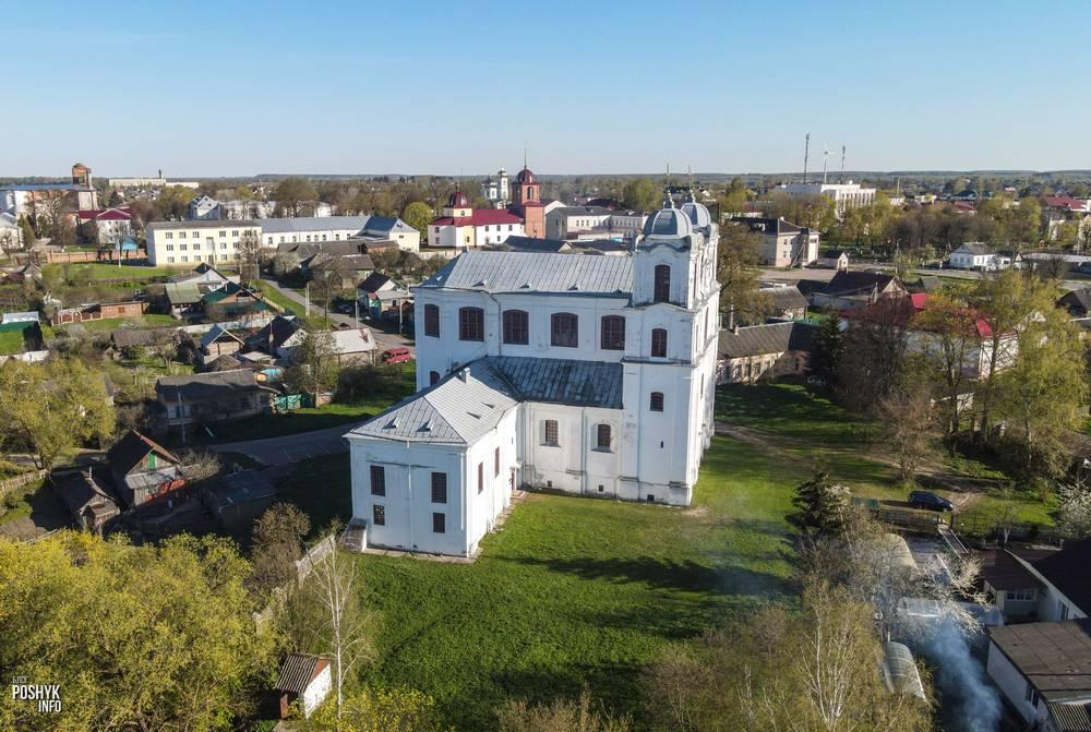 Достопримечательности Беларуси Мстиславль