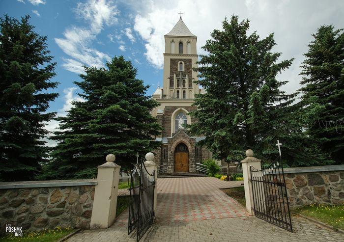 Костел в Берестовице Гродненская область