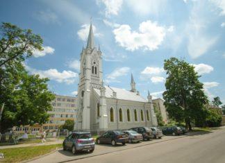 Лютеранская церковь в Гродно