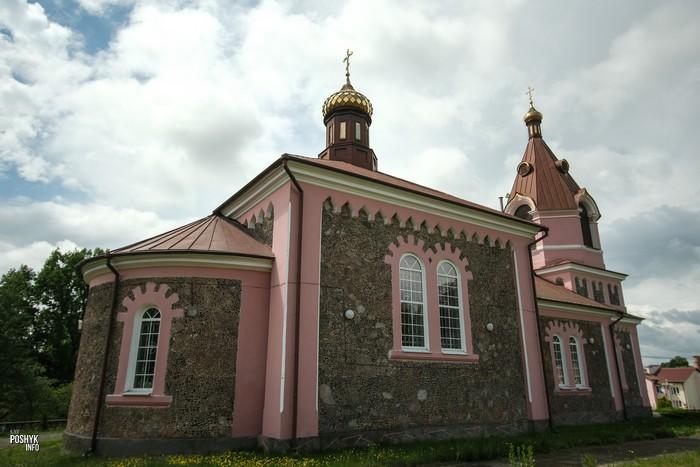 Малая Берестовица Беларусь
