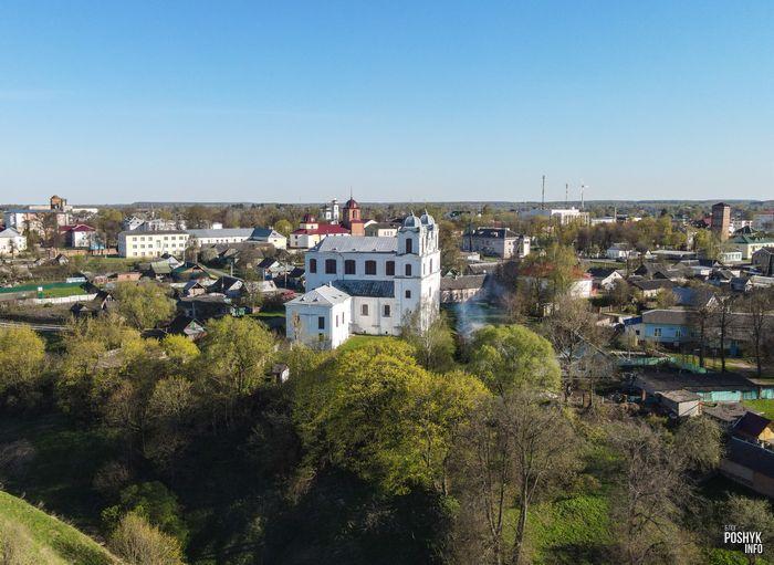 Монастырь кармелитов в Мстиславле