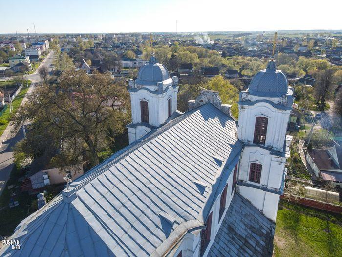 монастырь кармелитов: костел Вознесения Девы Марии
