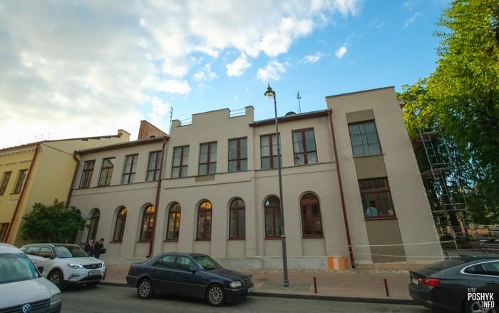 синагога Зальцмана на улице Раковская 24 Минск