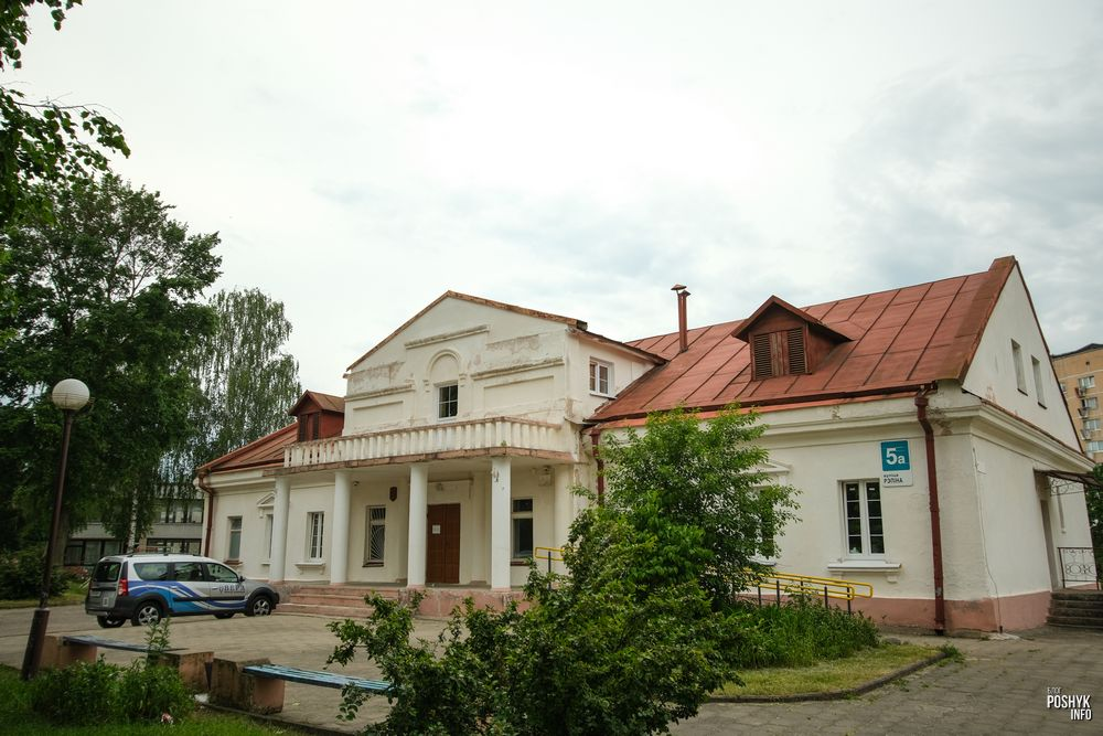 Усадьба Августово в Гродно