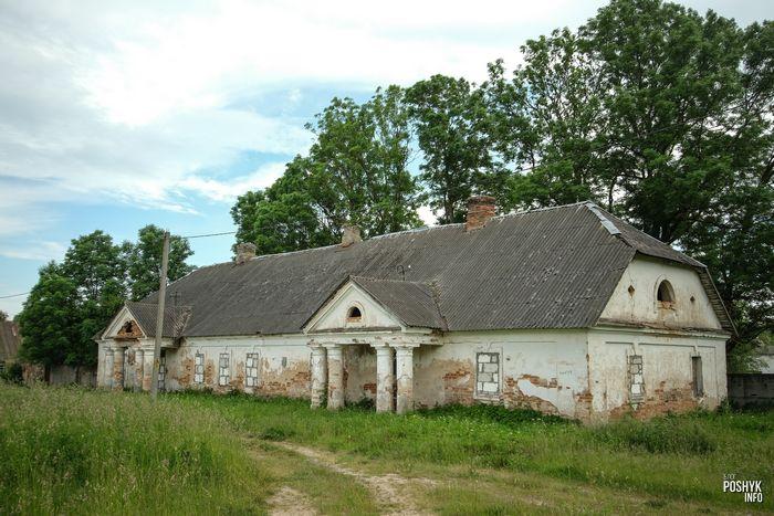 Заброшенный дом Большое Можейково