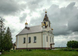 Церковь Рождества Богородицы в деревне Массоляны