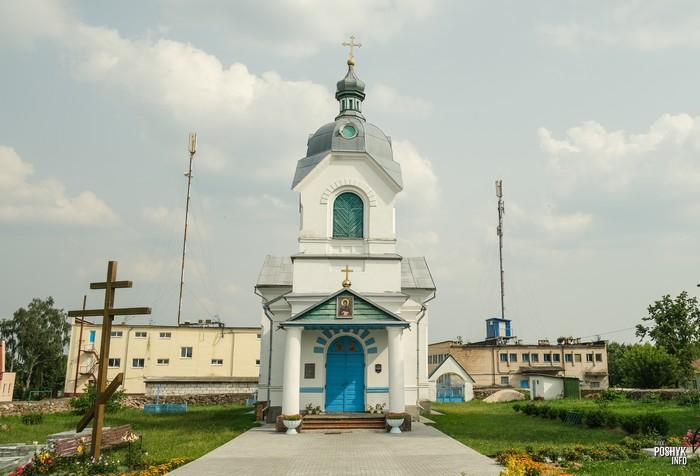 Церковь Святого Антония в Коссово