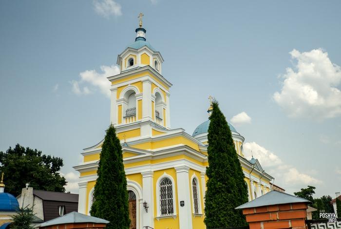 Церковь в Пружанах