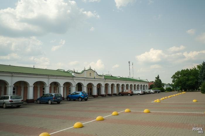 Что посмотреть в городе Пружаны
