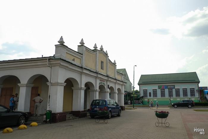 Достопримечательности в городе Пружаны