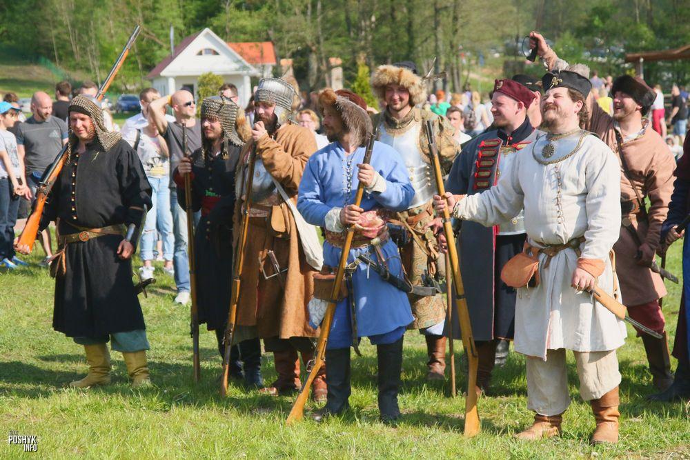 Фестиваль в Несвиже